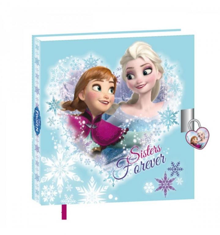 Jurnal cu cheita Frozen - Canenco