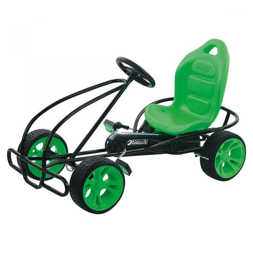 Kart cu pedale pentru copii Go Kart Blizzard