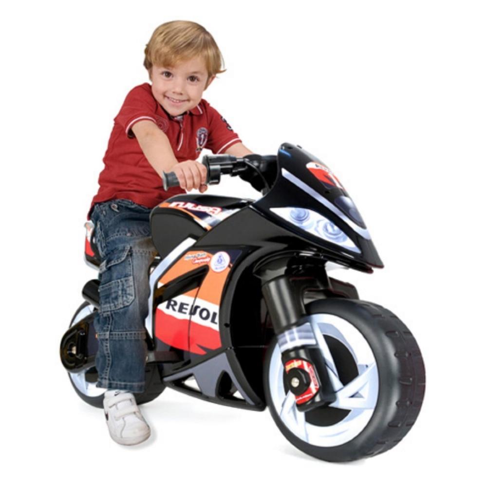 Motocicleta electrica Injusa Wind Repsol
