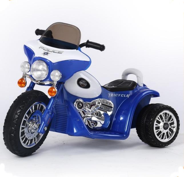 Motocicleta electrica JT568 Albastra