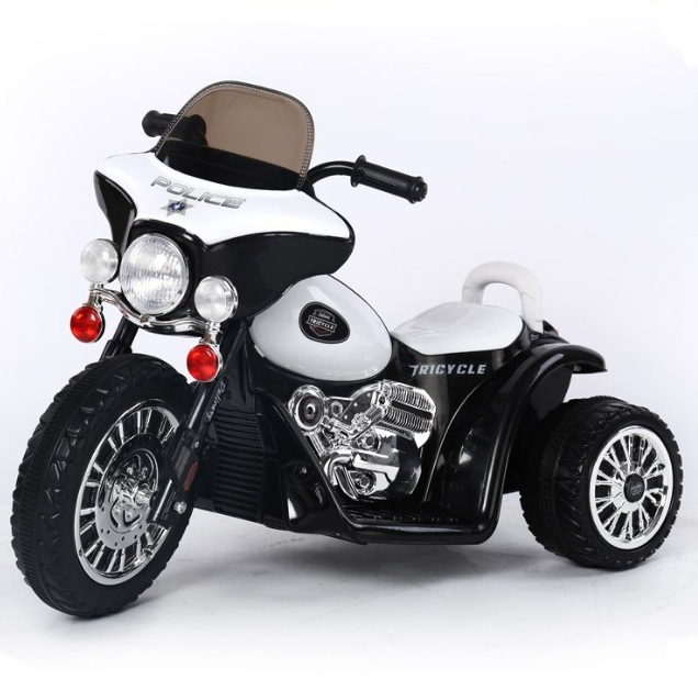 Motocicleta electrica JT568 Neagra