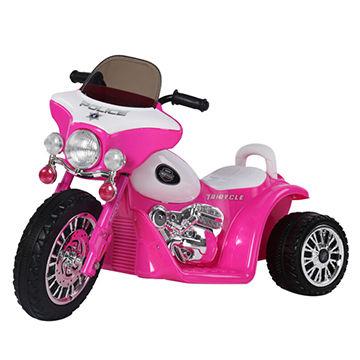 Motocicleta Electrica Jt568 Roz