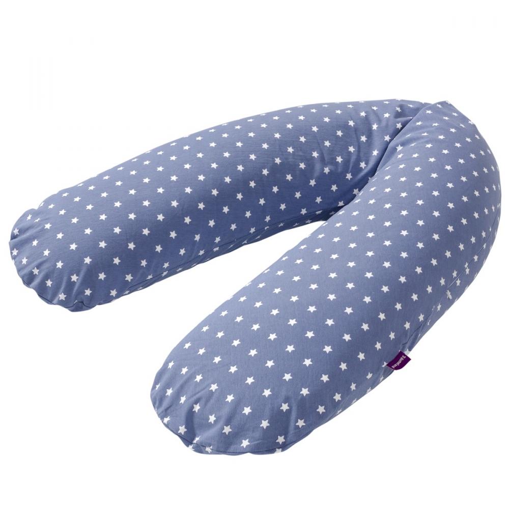 Perna elastica pentru gravide si alaptare White Stars