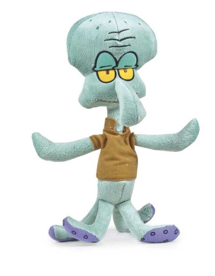 Plus Spongebob Calamar, 27 cm