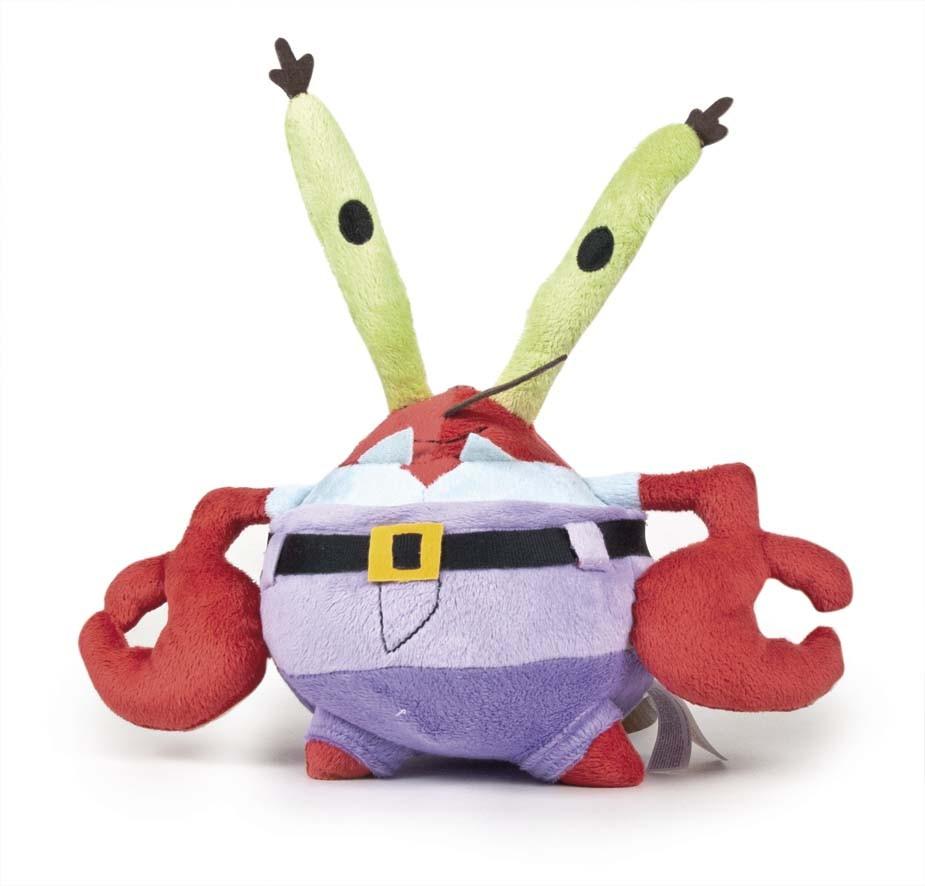 Plus Spongebob Mr. Krabs, 27 cm
