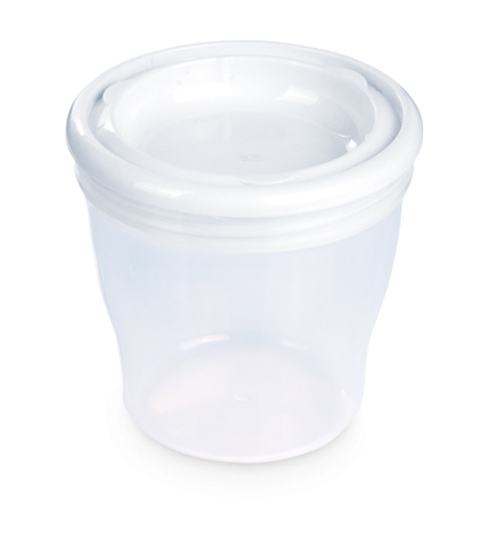 Recipient pastrare lapte sau mancare 12204 4 buc.