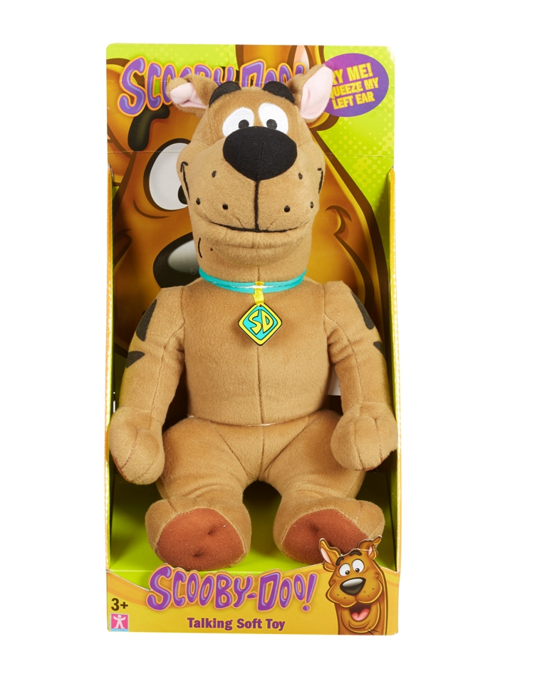 Scooby Doo Plus vorbaret 35 cm