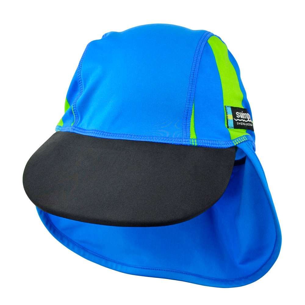 Sapca Sport Blue 1- 2 Ani Protectie Uv Swimpy