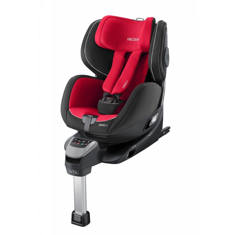 Scaun Auto Pentru Copii Zero.1 R129 Red Racing