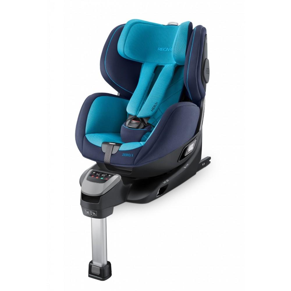 Scaun Auto Pentru Copii Zero.1 R129 Xenon Blue