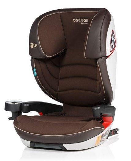 Scaun auto Cocoon Travel Fix cu Isofix