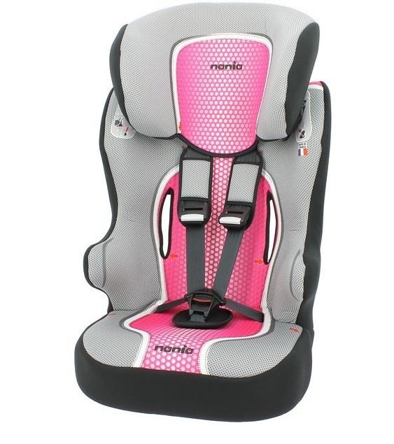 Scaun auto Racer SP Pop pink 9-36 kg. Nania
