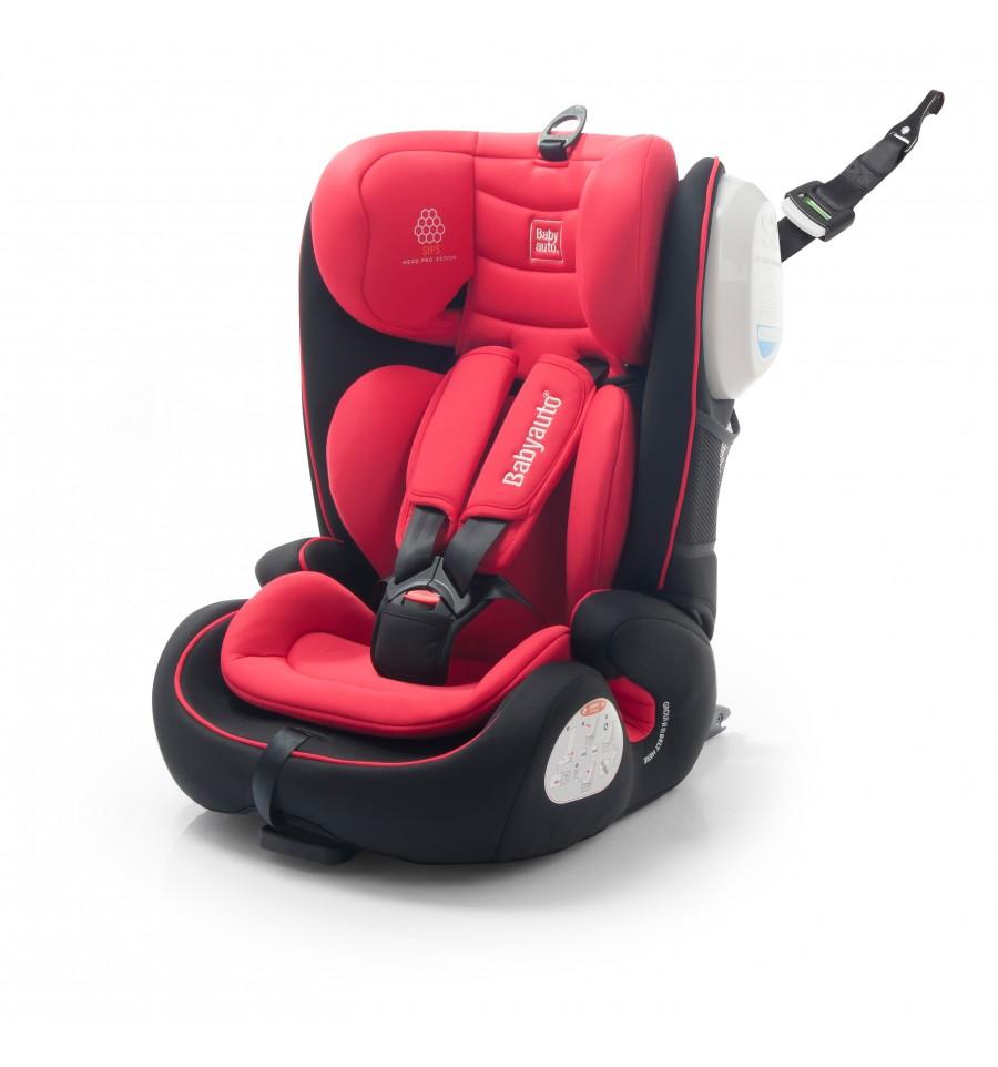 Scaun auto cu Isofix Torifix 123 RED