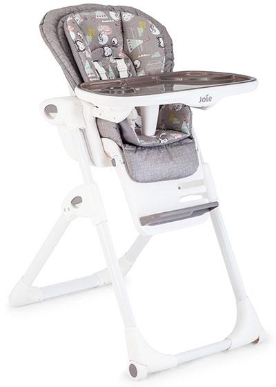 Scaun de masa Joie Mimzy High Chair Lx Hoot