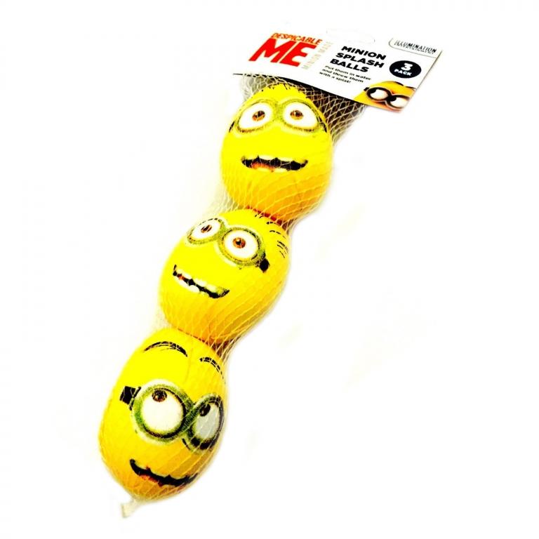 Set 3 mingiute de stropit cu Minioni - Grafix