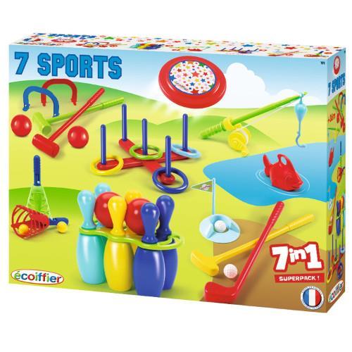 Set Accesorii 7 Sporturi imagine