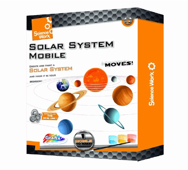 Set creatie sistem solar mobil - Grafix