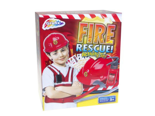 Setul Micului Pompier - Grafix