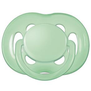 Suzeta free flow 1 buc 6 - 18 luni nu contine BPA Verde