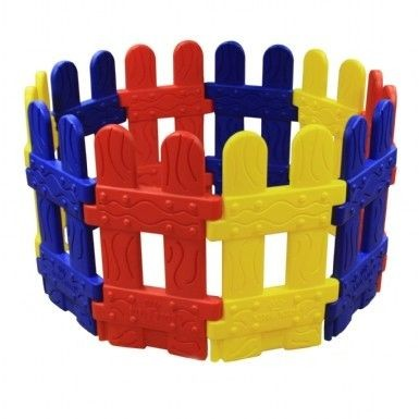 Tarc de joaca 10 piese King Kids