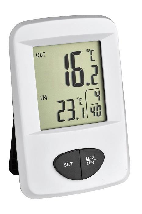 Termometru digital cu transmitator wireless pentru exterior TFA 30.3061.02