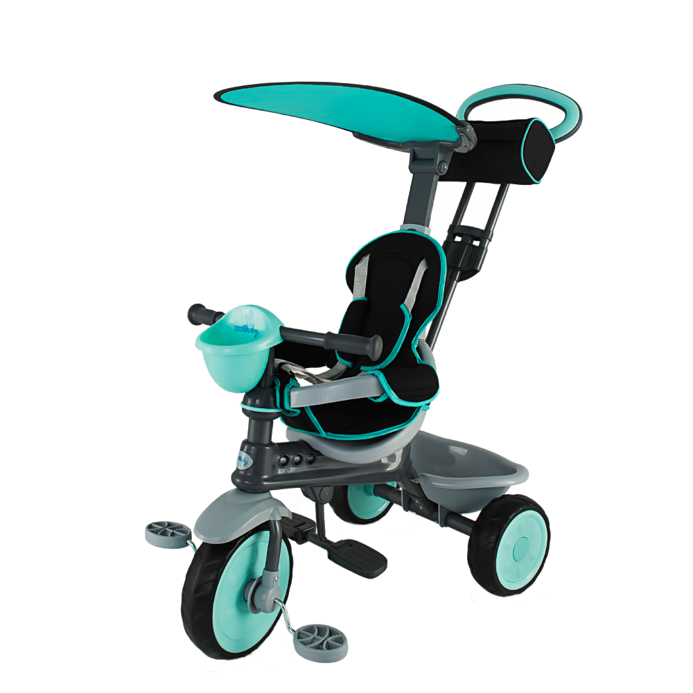 Tricicleta pentru copii Dhs Enjoy Plus Verde