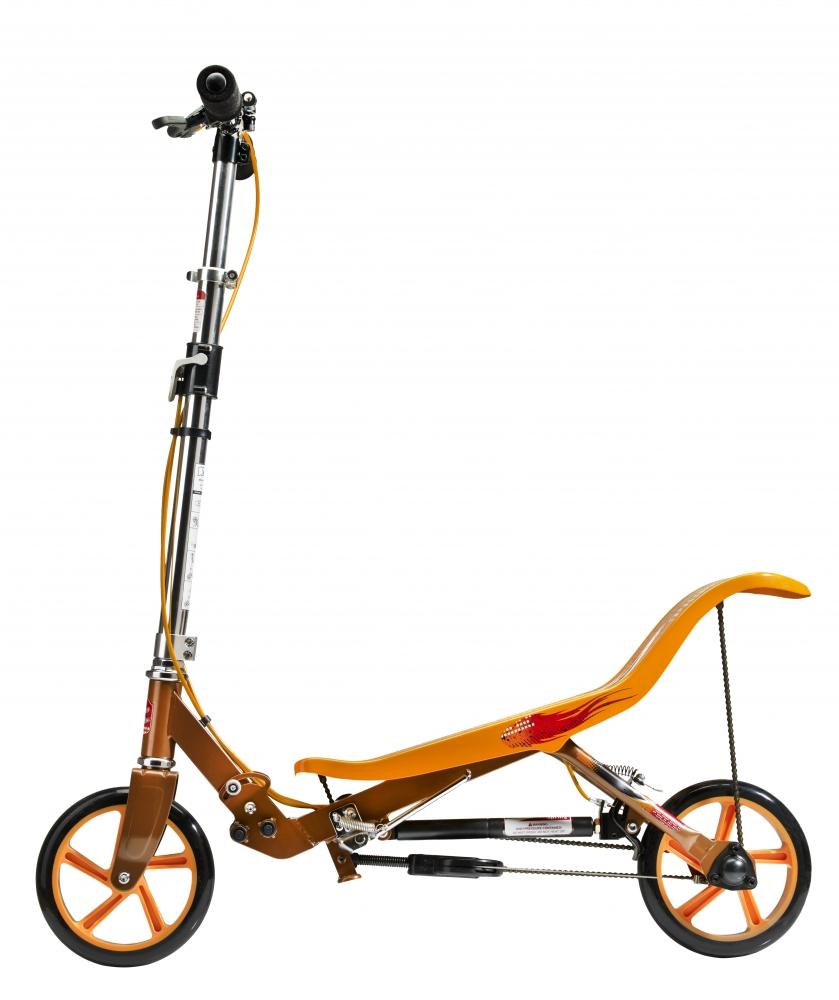 Trotineta X580 Series Space Scooter Orange