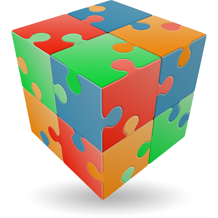 V-Cube Puzzle