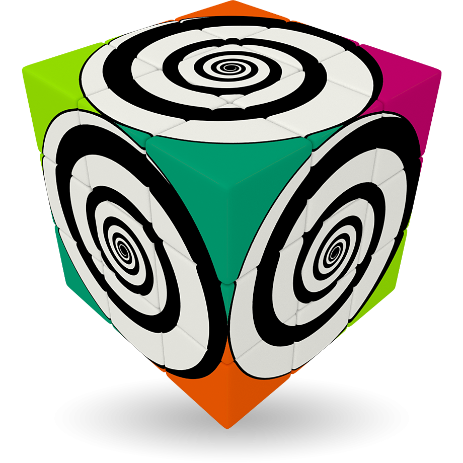 V-Cube Spirala