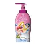 Spuma si gel de dus A.Disney Princess -1000ML