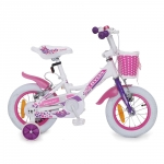 Bicicleta pentru fetite Byox Princess 12 inch