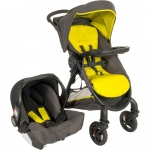 Carucior FastAction Fold 2 in 1 TS Sport Lime