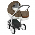 Carucior copii 3 in 1 Bexa Ideal Amo Brown