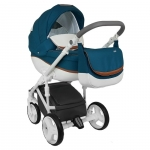 Carucior copii 3 in 1 Bexa Ideal Amo Navy