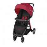 Carucior sport Baby Design Clever 02 red 2016