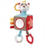 Cub din plus cu activitati - Ursulet panda