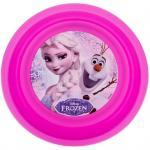 Farfurie adanca plastic Frozen Lulabi 8006202