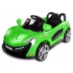 Masinuta electrica cu telecomanda Toyz Aero 2x6V Green