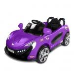 Masinuta electrica cu telecomanda Toyz Aero 2x6V Purple