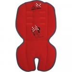 Perna pentru carucior si scaun auto Minnie Red Disney Eurasia 31397