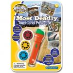 Proiector cele mai periculoase animale Brainstorm Toys E2038