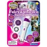 Proiector zane si unicorni Brainstorm Toys E2042