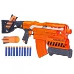 Pusca Nerf 2-In-1 N-Strike Elite Demolisher Blaster