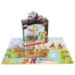 Puzzle de sol Golful Piratilor - Grafix