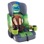 Scaun auto Ninja Turtles 9-36 kg Grupa 1,2,3, Kids Embrace