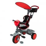 Tricicleta pentru copii Dhs Enjoy Plus Rosie