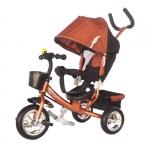 Tricicleta pentru copii Skutt Agilis Brown