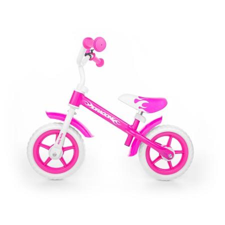 Bicicleta Fara Pedale Dragon Z Pink