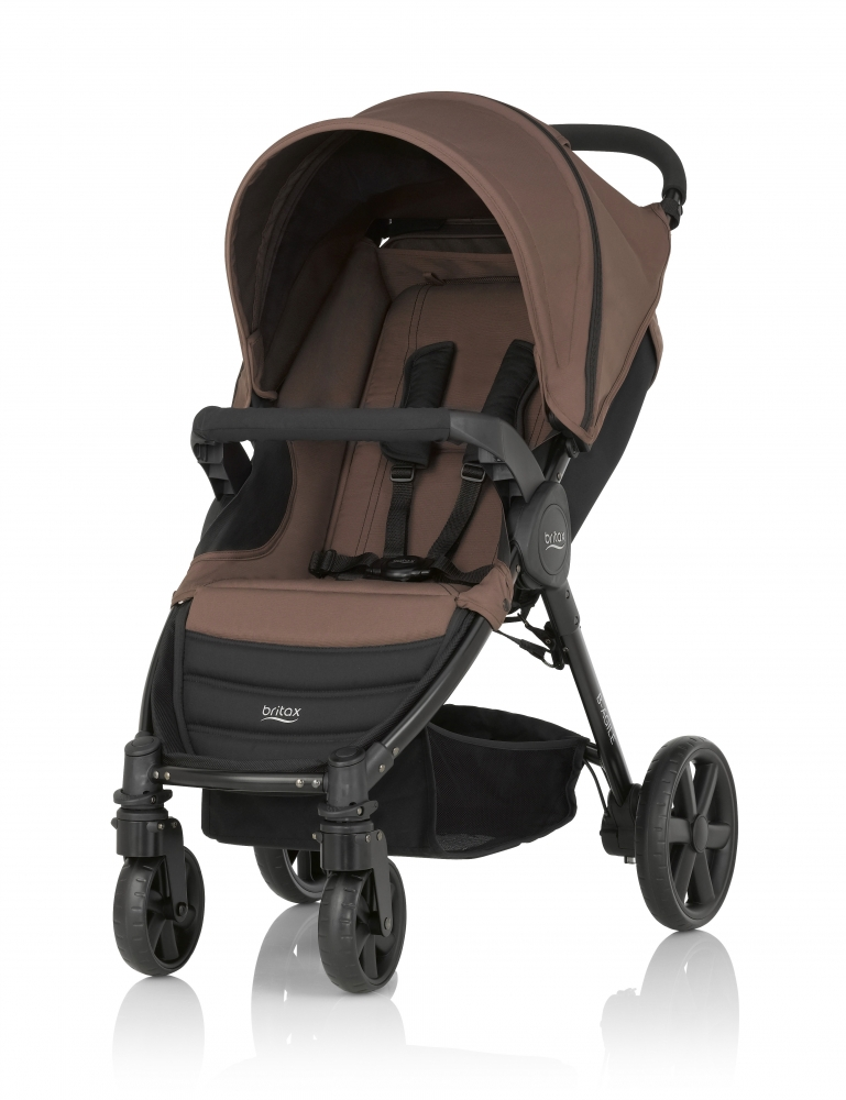 Carucior B-Agile 4 Wood Brown Britax