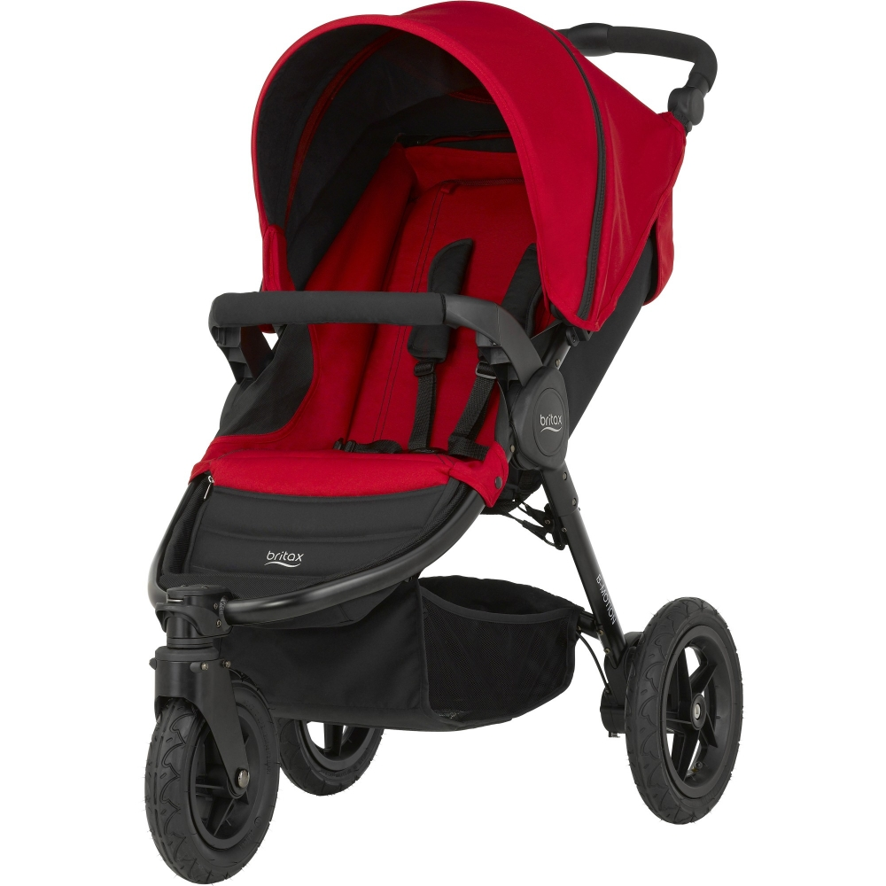 Carucior B-motion 3 Flame Red Britax